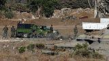 الجيش السوري يعزز سيطرته قرب الحدود مع إسرائيل ورفع العلم في القنيطرة