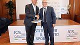 Accordo Credito sportivo-Tor Vergata
