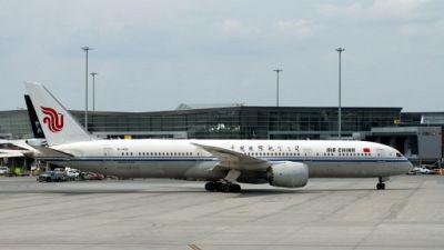 """Un vol Paris-Pékin fait demi-tour après une fausse alerte """"terroriste"""""""