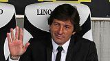 """Milan: Leonardo """"vietato mercato folle"""""""
