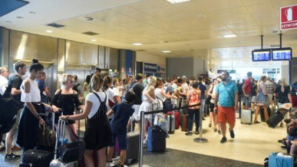 Forte mobilisation pour une grève sans précédent chez Ryanair