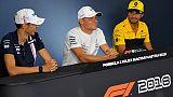 "F1: Ungheria, Bottas ""sarà gara serrata"""