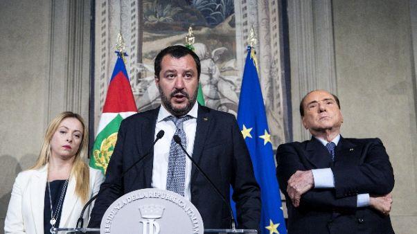 Berlusconi, Salvini blocchi Dl dignità