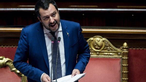 Governo: Salvini, niente voto, durerà