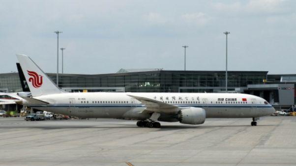 Le vol Paris-Pékin victime d'une fausse alerte