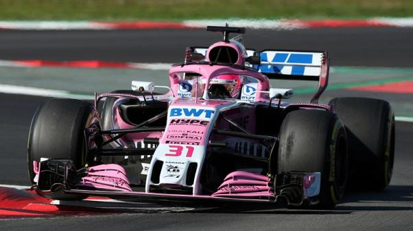 Force India situation is 'critical', says Perez