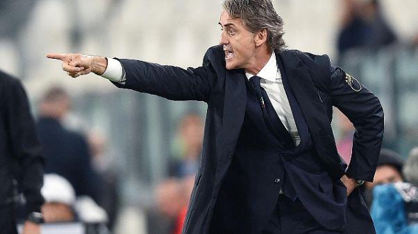 Mancini, mi aspetto Serie A avvincente