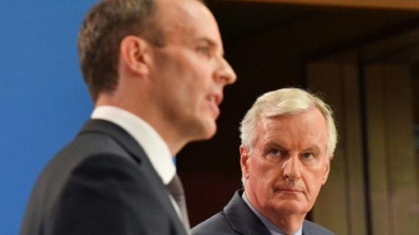 """Brexit: Londres a promis de nouvelles """"propositions concrètes"""" selon l'UE"""