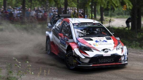 Rallye de Finlande: Ott Tänak en tête après la spéciale d'ouverture