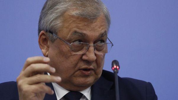 Russian envoy urges Syrian refugee return