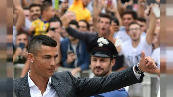Italie: Cristiano Ronaldo fera ses débuts sur le terrain du Chievo Vérone