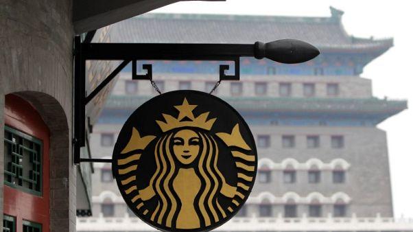 Starbucks' quarterly growth slips on competition, waning customer enthusiasm