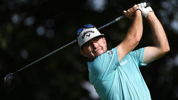 Garrigus kicks off Canadian Open with a bang