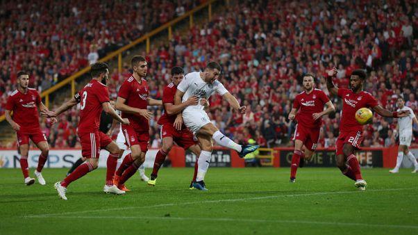 Burnley battle back on their return to European scene