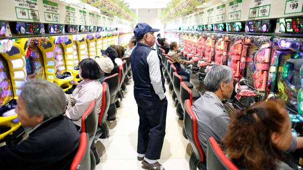 Japan's pachinko industry braces for anti-addiction regulation
