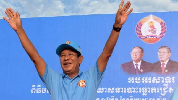 """Au Cambodge, fin de campagne sur le thème de l'""""élimination des traîtres"""""""