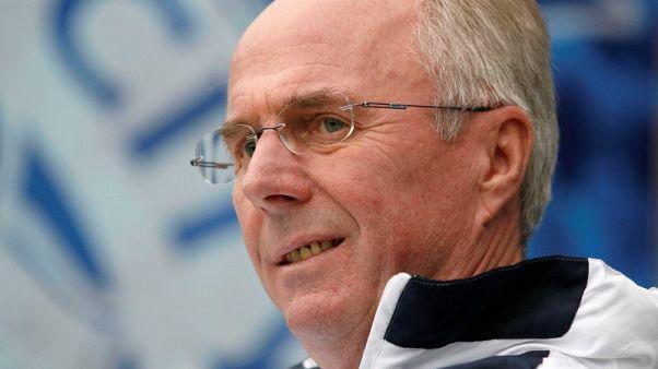 Soccer - Iraq confident of landing former England boss Eriksson