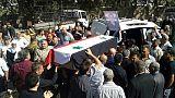 Syrie: la région de Soueida pleure ses morts après un carnage de l'EI