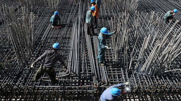 Exclusive - China eyes infrastructure boost to cushion growth as trade war escalates: sources