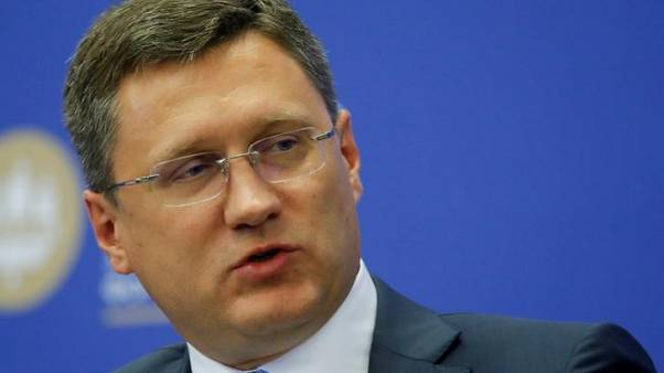 Russia does not use stocks in tanks to help boost oil output - Novak