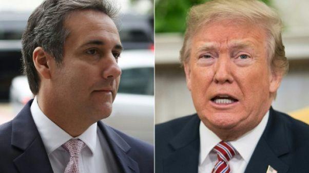 Selon son ex-avocat, Trump a approuvé une rencontre avec une avocate russe