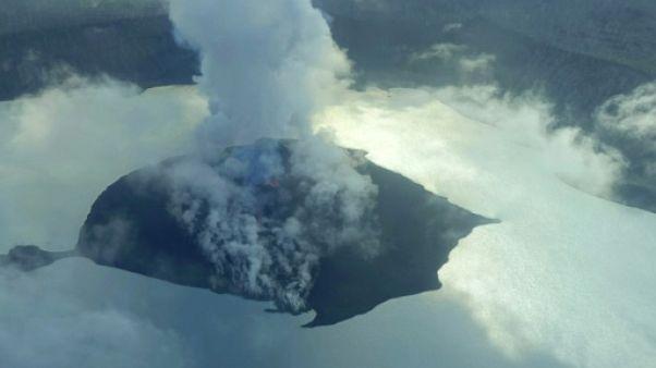 Éruption volcanique: le Vanuatu ordonne une nouvelle évacuation