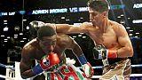Boxe: Mikey Garcia - Robert Easter Jr, du lourd chez les légers