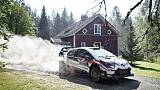 Rallye de Finlande: Tänak en tête, Ogier devance Neuville