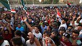 السيستاني يدعو لتشكيل حكومة عراقية جديدة في أقرب وقت لمكافحة الفساد