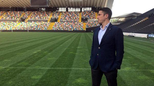 Nell'Udinese a 'lezione' di italiano
