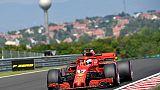 F1: Ungheria, le 1/e libere a Ricciardo