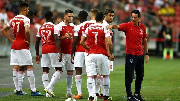 Emery looks beyond PSG reunion towards next season
