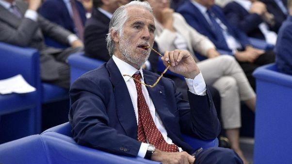 Malagò, lavoriamo per Europei '22 a Roma