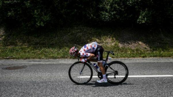 Tour de France: Julian Alaphilippe assuré du maillot à pois de meilleur grimpeur