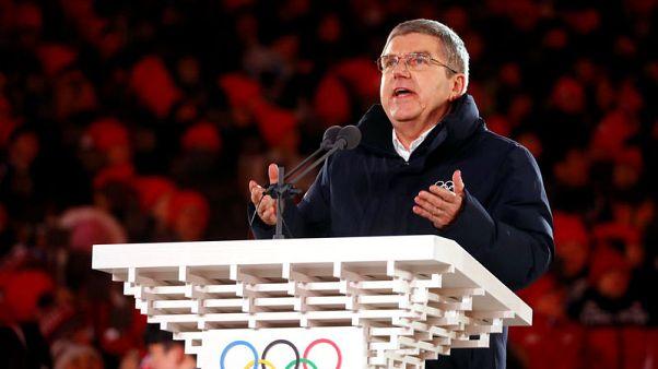 IOC awaits U.N. decision to send sports equipment to North Korea