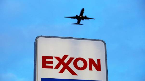 أرباح إكسون موبيل الفصلية تقفز 18% بفعل ارتفاع أسعار النفط