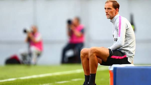 Big names are the 'easiest' to train, says PSG's Tuchel