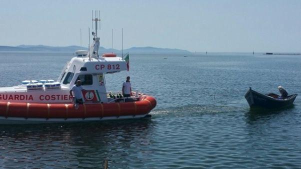 Migranti: nuovo sbarco nel sud Sardegna