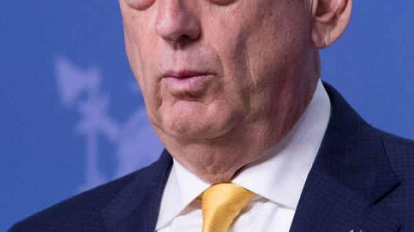 ماتيس: لا تغيير في السياسة الأمريكية بعد قمة ترامب وبوتين