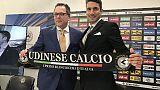 Velazquez, l'Udinese lavora bene