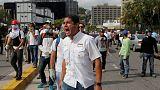 Venezuela lawmaker who denounced health crisis flees, denouncing threats