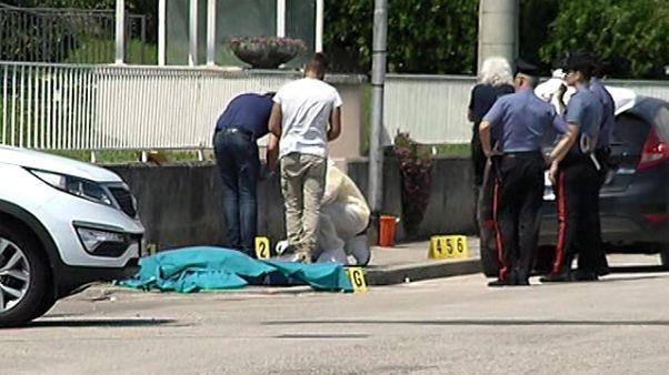 Ucciso in strada,presunto killer suicida