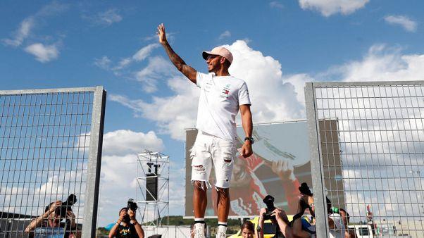 History will appreciate polarising Hamilton, says Wolff
