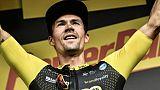 Tour de France: quatre choses à savoir sur Primoz Roglic