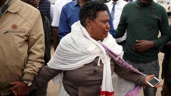 Hundreds in Ethiopia protest apparent killing of dam project manager
