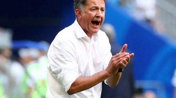 Osorio bows out as Mexico coach