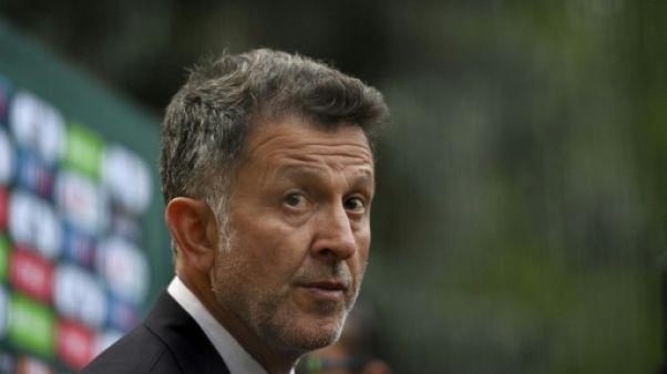 Mexique: Osorio ne restera pas sélectionneur pour la période 2018-2022