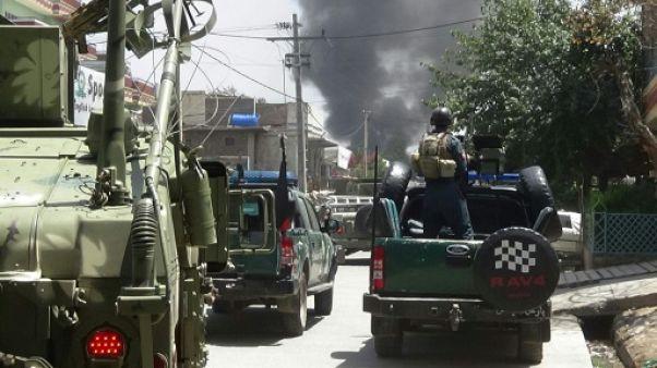 Afghanistan: attentat en cours contre une école de sages-femmes dans l'est