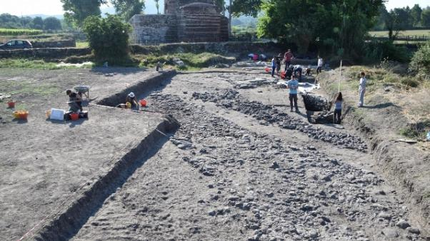 Una strada romana scoperta in Sardegna