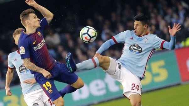 Barça, Digne e A.Vidal sul mercato